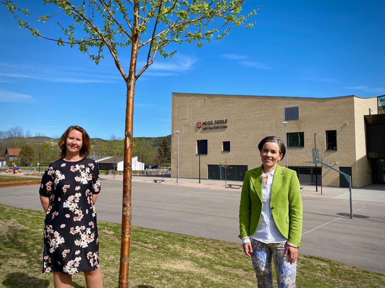 Velkommen Til Skolestart Mandag 27 April Lier Kommune