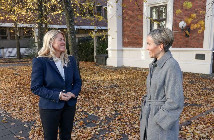 Koronarammet Naeringsliv Kan Soke Om Stotte Lier Kommune