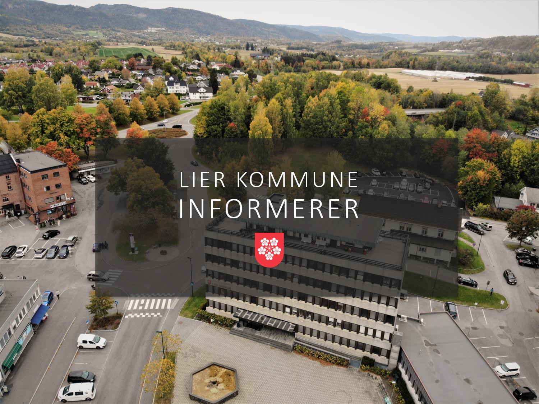 Vedtok Ny Forskrift For A Begrense Smitten Lier Kommune